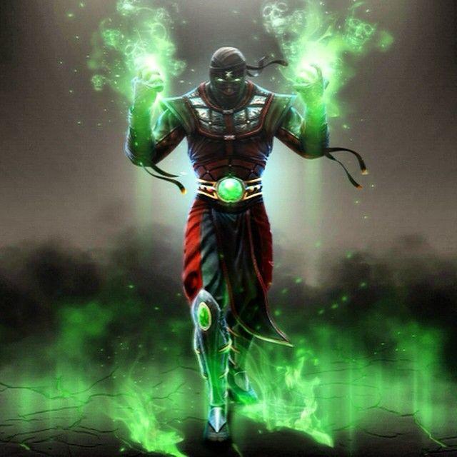 Mortal Kombat: Ermac