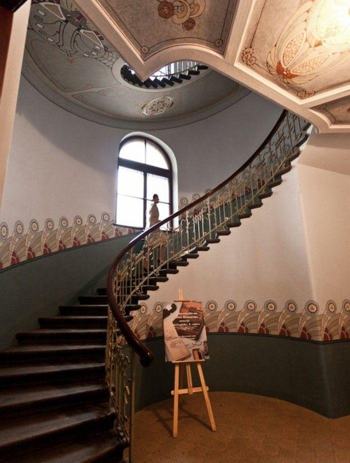 25 Best Ideas About Deco Escalier On Pinterest Contre Marche Renovation Escalier Bois And