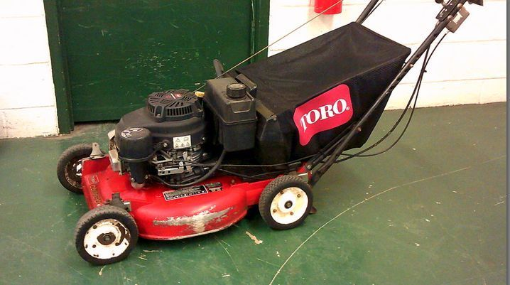 22187 Toro Commercial Lawn Mower (Pristows - Johnstown) #Toro