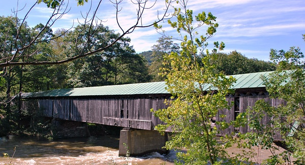 Metal Covered Bridges : Images about covered bridges on pinterest the