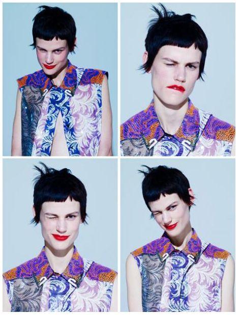 Dress Me: Models: Saskia de Brauw