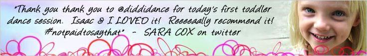 Sara Cox loves diddi dance, how about you? http://www.diddidance.com/