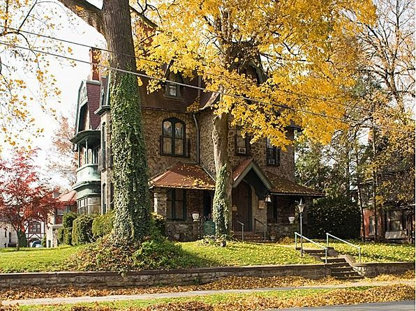 1877 Gothic Revival, Reading, PA – $499,000