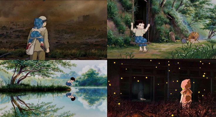 Sorteamos 2 ediciones blu-ray de La tumba de las luciérnagas (1988) de Isao Takahata  Concursos Portada Relevantes