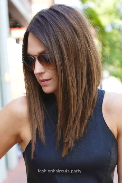 Welcome To Todays Up Date On The Best Long Bob Hairstyles For Round Face Shap