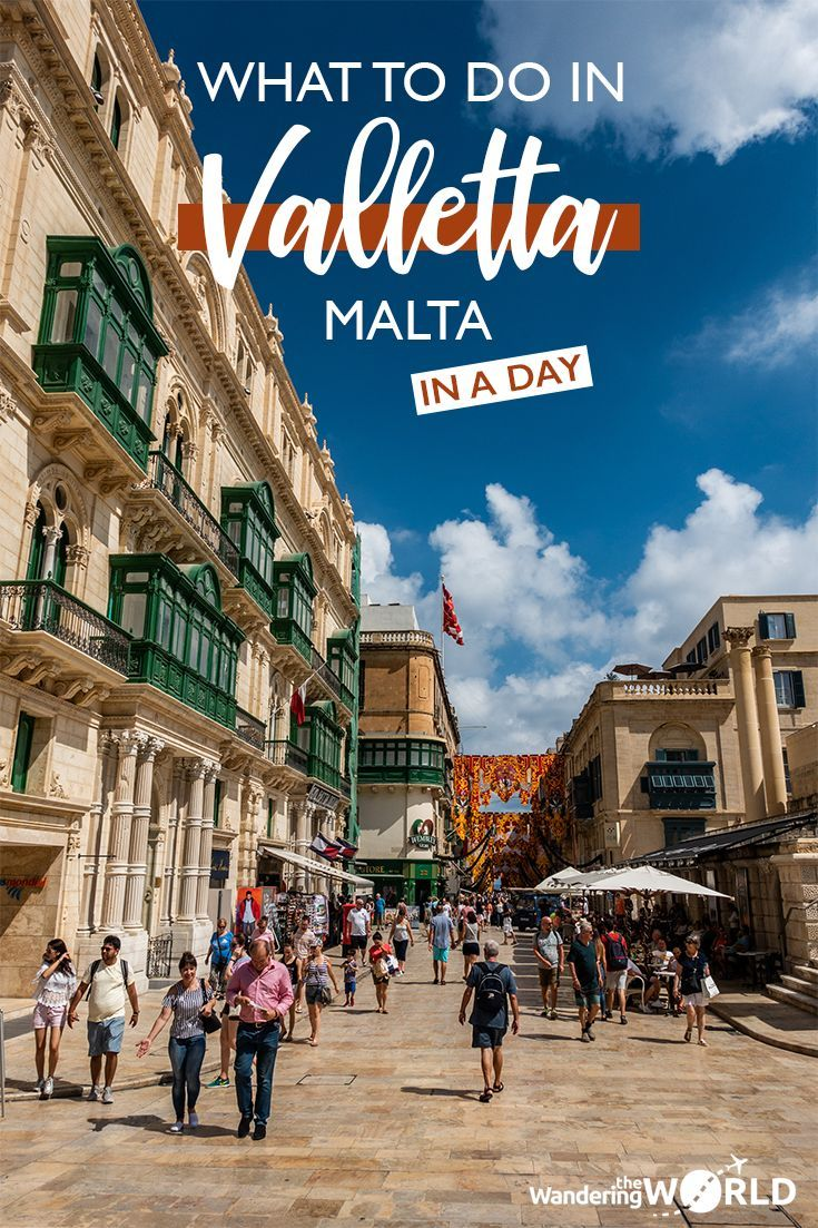 Things To Do In Valletta In A Day Reiseziele