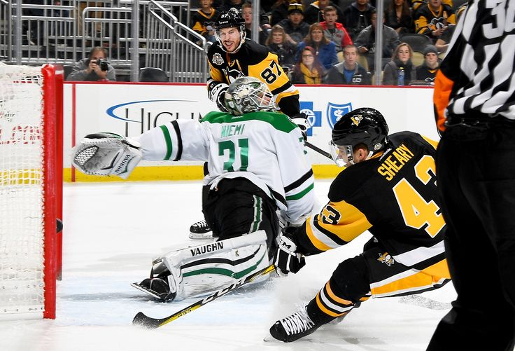 December 1, 2016 vs. Dallas. Sidney Crosby led the way with three points and Eric Fehr scored his 100th career goal. Final Score, 6-2 Penguins.