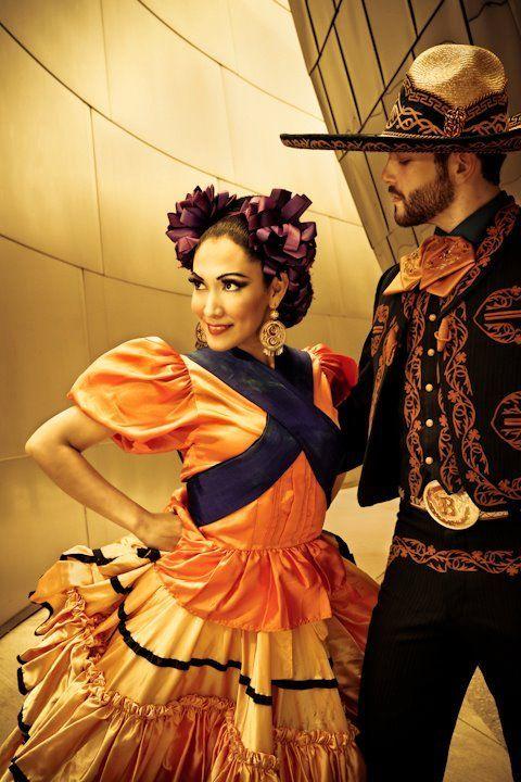 ballet folklorico leyenda trajes