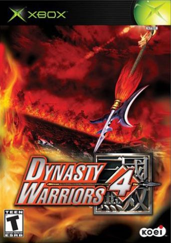 Dynasty Warriors 4 - Xbox Game