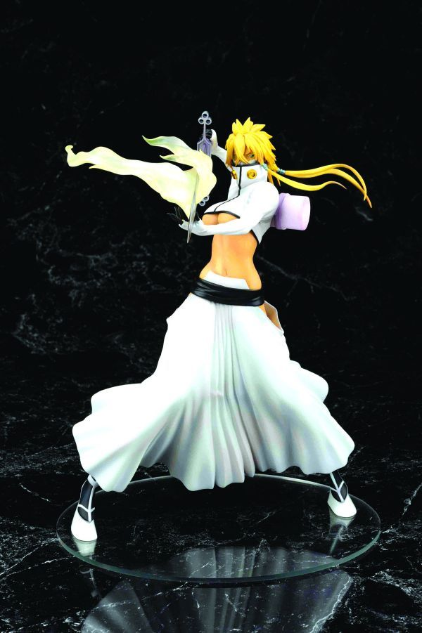 Kirin Hobby : Bleach: Tia Harribel G.E.M. Figure by Megahouse 4535123812705