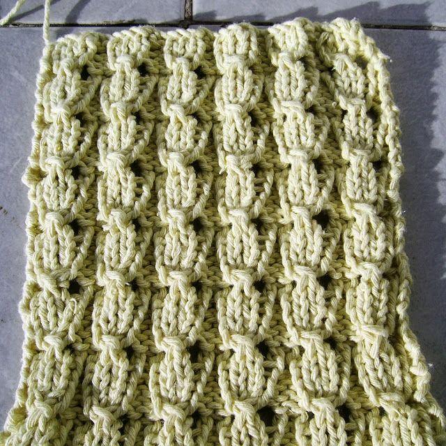 Miau Atelier: Workshop: Ponto de tricot V