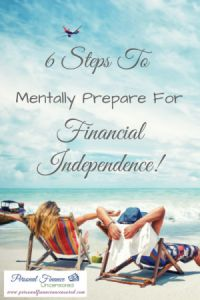 Financial Independence.