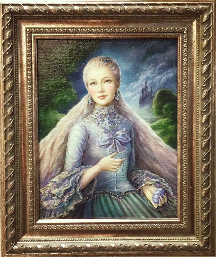 """Eeva Nikunen (@eevanikunen) on Instagram: """"""""Those who don't believe in magic will never find it."""" -Roald Dahl ✨ Here is the framed original of…"""""""