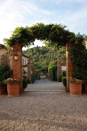 Villa Michaela:  near Lucca, Italy