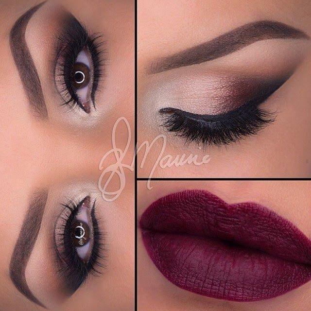 Beautiful !! #beforeafter #makeup - www.beautylicieuse.com
