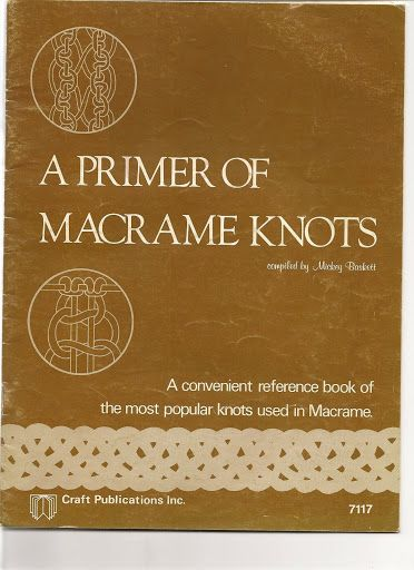 Macrame Knots - Angela M B Pires - Picasa Web Albums...THIS IS A FREE BOOK,AND IT'S INVALUABLE FOR KNOT REFERENCE!!!