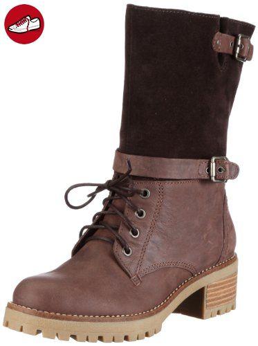 ESPRIT Cristal Buckle Boot X05591, Damen Stiefel, Braun (chestnut 291), EU 41 - Esprit schuhe (*Partner-Link)