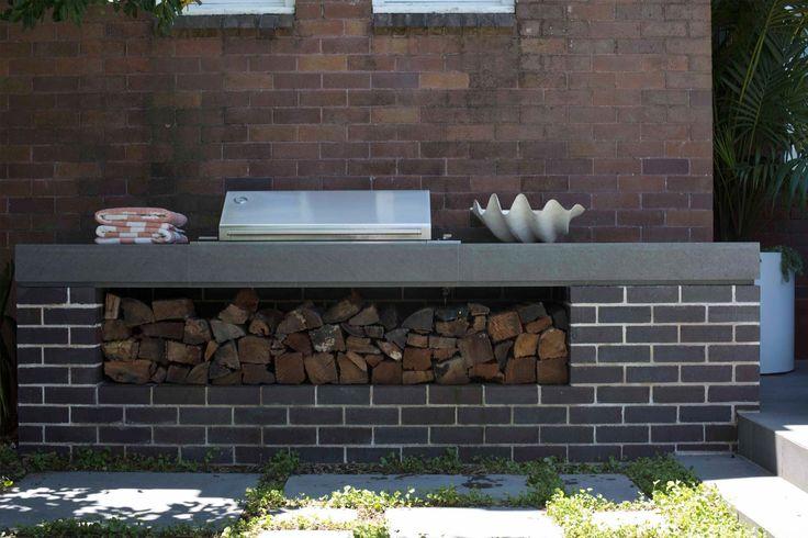 Outdoor kitchen Randwick landscape architecture