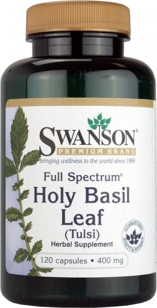 Holy Basil Leaf (Tulsi)- reduces cortisol and melts belly fat.