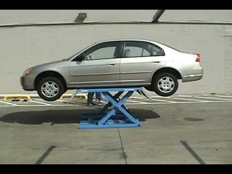 Are There Any Reliable Car Lift Plans For A Homemade Car Lift? | Industrial Focus
