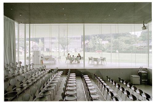 21st Century Museum of Contemporary Art, Kanazawa  Kanazawa, Architecture an...