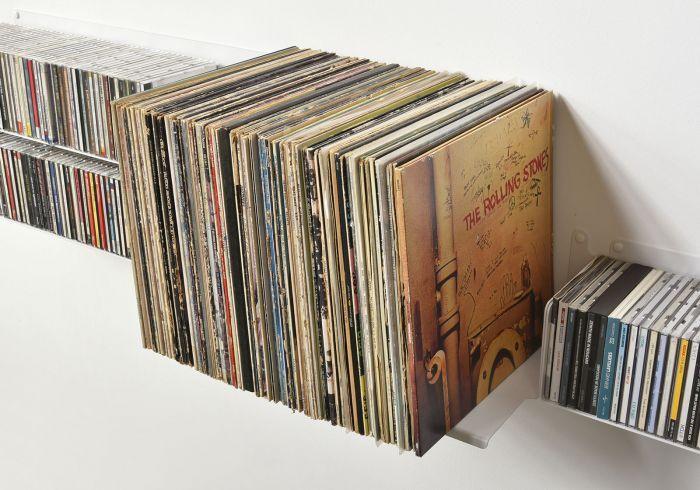 Best 25 rangement cd ideas on pinterest meuble cd boitier cd and rangemen - Meuble rangement vinyl ...