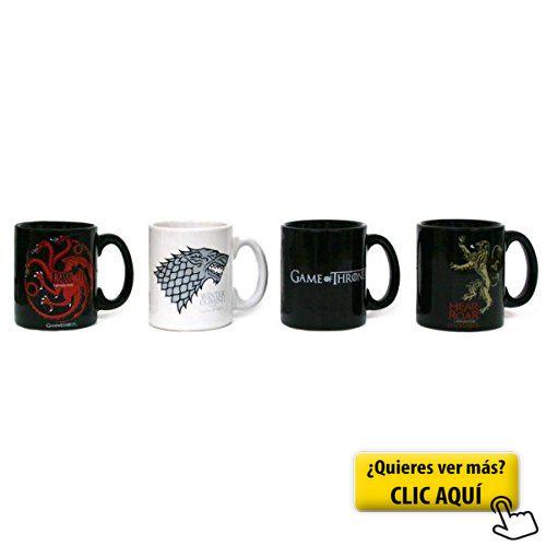 SD Toys SDTHBO02916 - Set 4 mini tazas de café... #taza