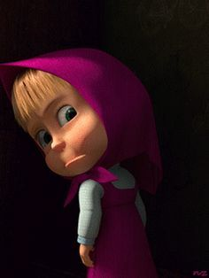 petite fille tirer la langue film d animation Image, animated GIF