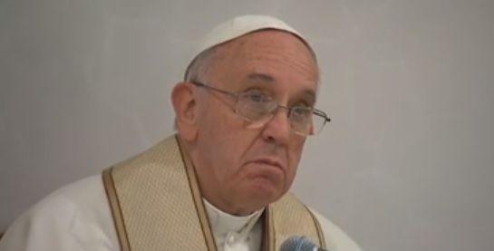 """Il Papa nel Monastero: """"Maria attende con speranza il domani di Dio. Si attende ancora questo nei Monasteri?"""""""
