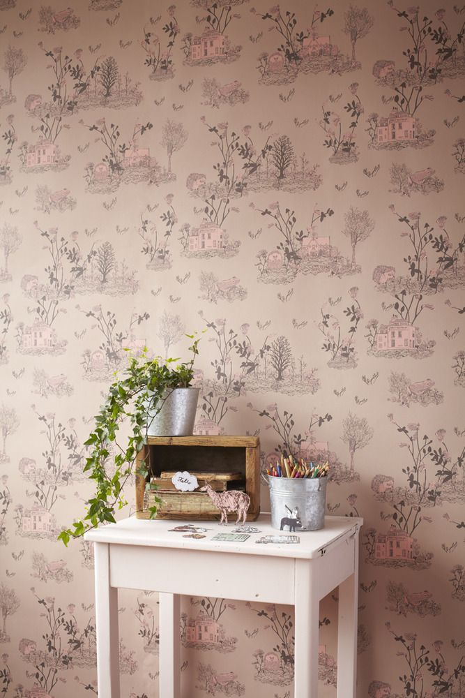 Woodland wallpaper. #wallpaper