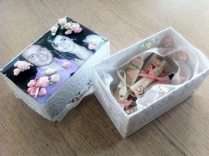wedding gift (money) for my friends