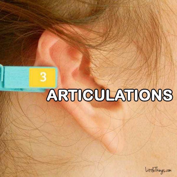 Elle place une pince à linge sur le lobe de son oreille et vous voudrez essayer en voyant pourquoi...