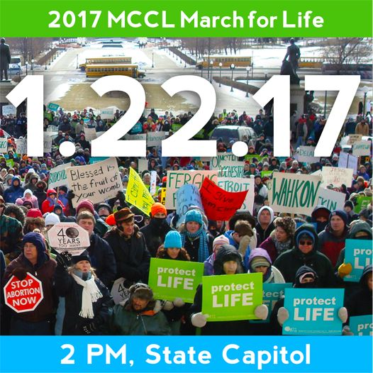 2017 MCCL March for Life