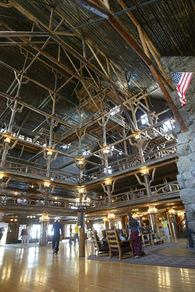 The Crow's Nest at Old Yellowstone Inn