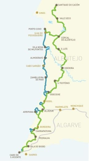 Visit the website, explore the interactive map and find out more about the Vicentine Route! #alentejo #visitalentejo#portugal #visitportugal #travel #route #vicentine #vicentineroute #explore