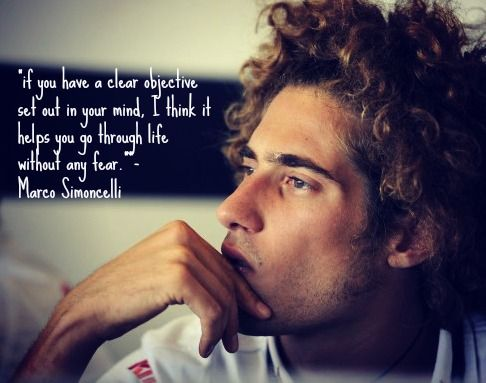 MotoGP Cheers to Super Sic - Will Miss Watching Him On The Track.