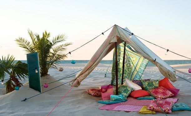 Gypsy style picnic | Californication