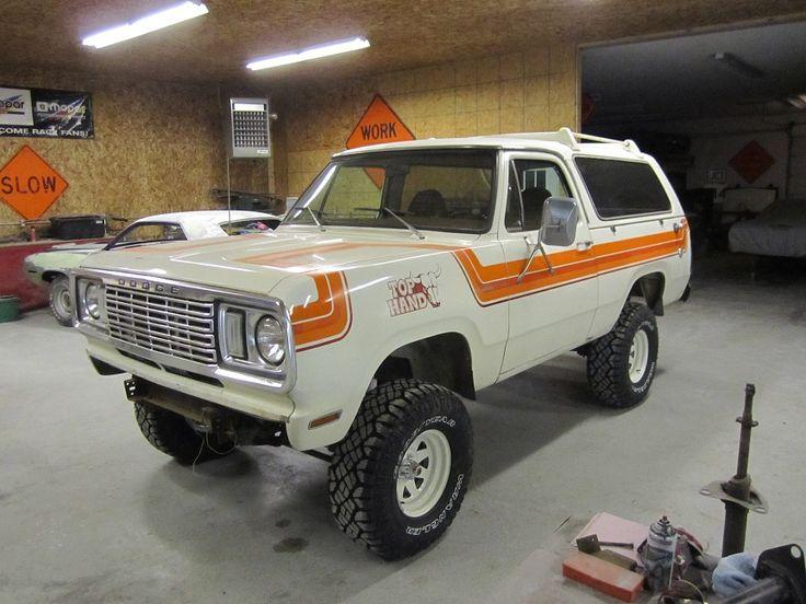 Ad A Dc F A Defd on 1977 Dodge Macho Power Wagon