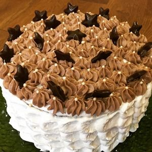 Шоколадный торт страсти