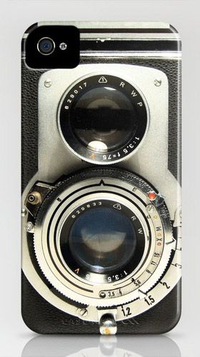 vintage camera iphone case.... why won't they do these for android????