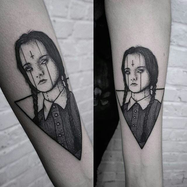 I always loved her when I was a child, so now she will be always with me. Untill my death \m/