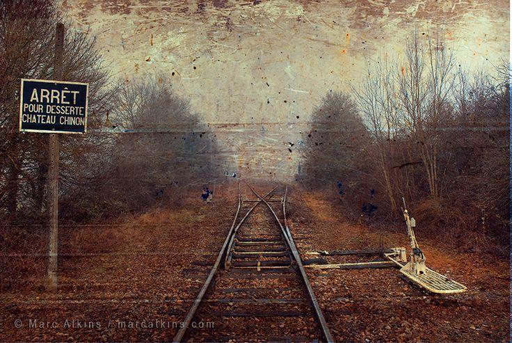 Marc Atkins 'Railtrack, France'