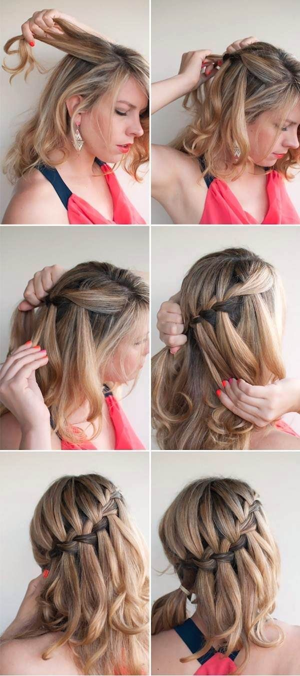 Festliche Frisuren Fur Mittellanges Haar Einzigartig 20 Awesome Frisuren Anleitu…