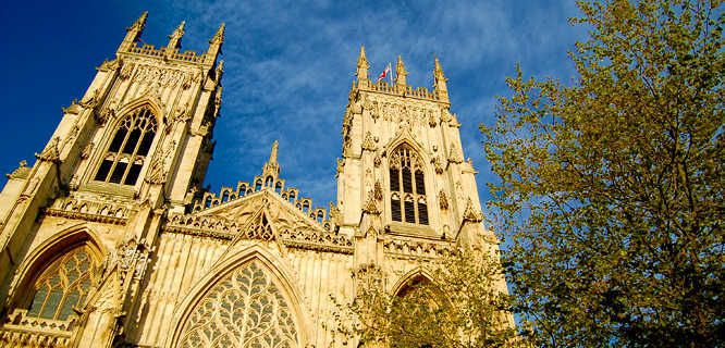 ~ York ~  Travel to York on a Rick Steves Best of England in 14 Days Tour: https://www.ricksteves.com/tours/england-ireland-scotland/england. On Day 11 we'll begin our day marveling at York Minster's stained glass windows on our tour of the largest Gothic church north of the Alps.