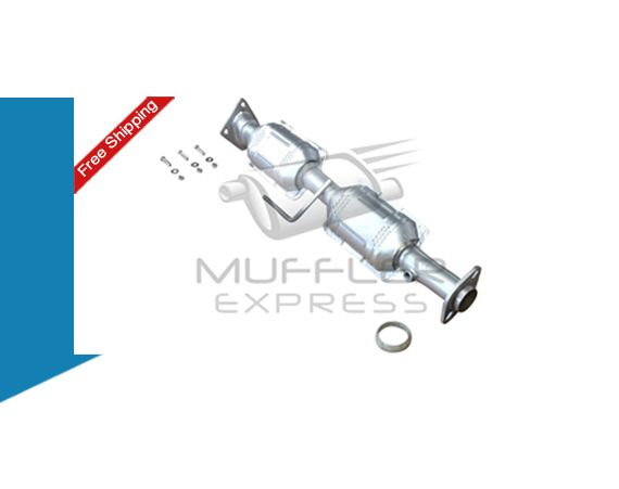 Muffler Express is Canada's number 1 online wholesaler for catalytic converters for all major car brands, like Ford, Acura, Honda, BMW, and more. But our goal is also to provide you with the invaluable insight required to keep you safe on the road. If you are in need of a brand name, universal, or Ford catalytic converter—place your order now at Muffler Express!