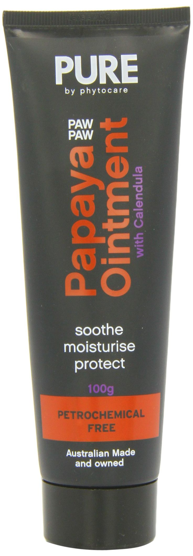 Phytocare Pure Papaya Ointment Tube 100g better with cloth nappies? BOUGHT