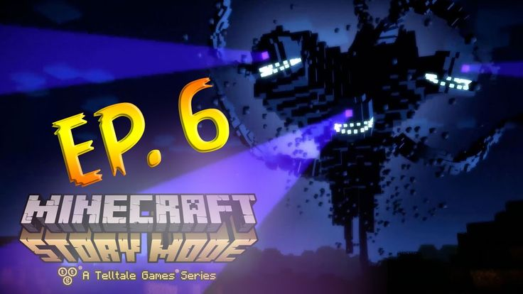 Minecraft Story Mode #6 Эпизод 2