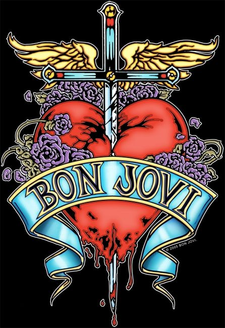 Bon Jovi Posters & Wall Art Prints Buy