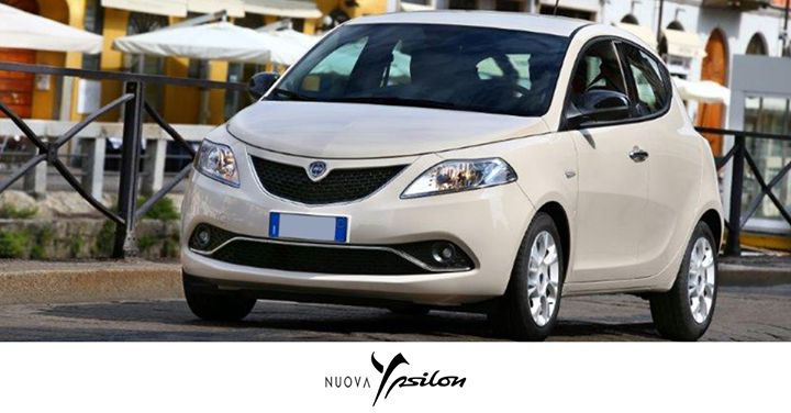 Nowa Lancia #Ypsilon - odkryj nowy wyraz elegancji, komfortu i dbałości o szczegóły.