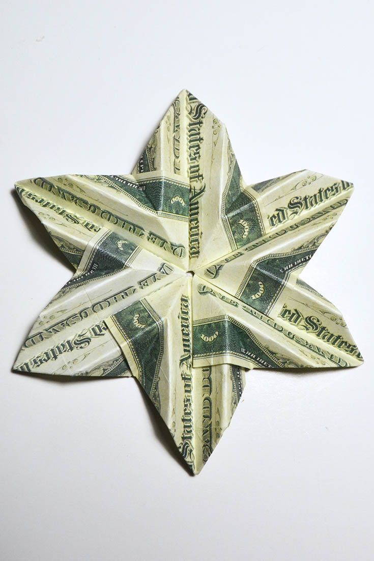 The 54 Best Money Flowers Origami Images On Pinterest